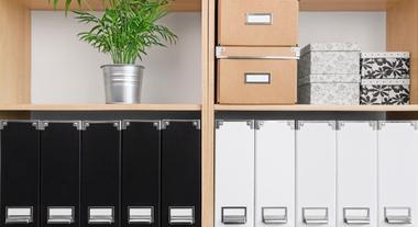 Caixas e Cestos Organizadores
