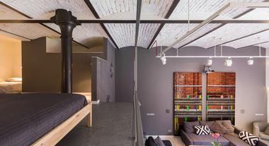 Cama mezanino: 5 fotos dessa ideia que tem conquistado apartamentos conjugados