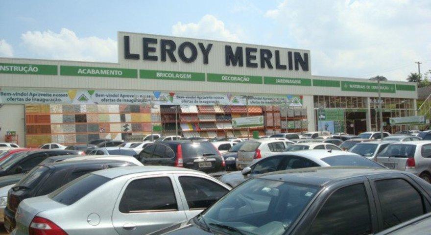 Loja campinas anhanguera leroy merlin material de - Leroy merlin campanas ...