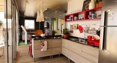 Casa Viva: cozinha inspirada em Minas Gerais