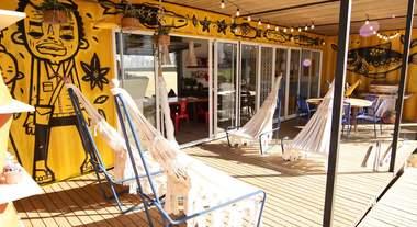 Casa Viva: varanda sustentável inspirada na cultura nordestina