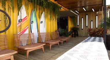 Casa Viva: varanda sustentável inspirada no Rio de Janeiro
