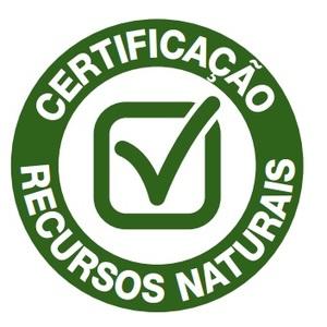 Certificação de Recursos Naturais