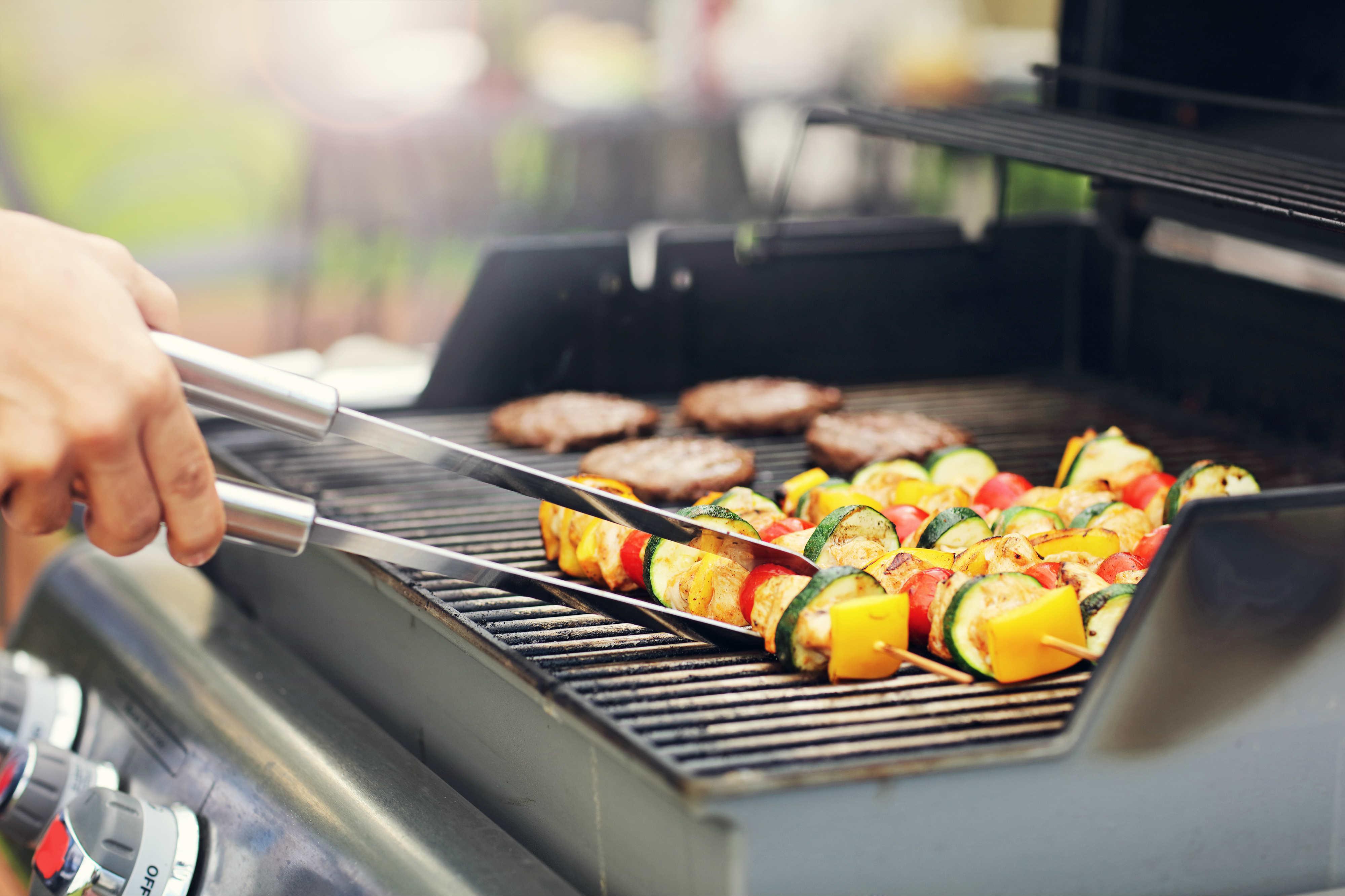 Churrasqueira a g s ideal para fazer um churrasco em for La casa del barbecue