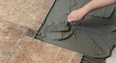 Cimentos e argamassas são indispensáveis na construção