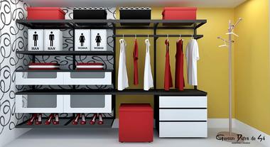 Closet com estilo Hype - Gerson Dutra de Sá