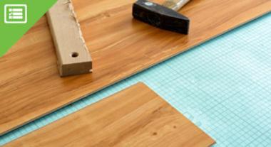 Como calcular a quantidade necessária de um produto em peças para cobrir a área desejada.