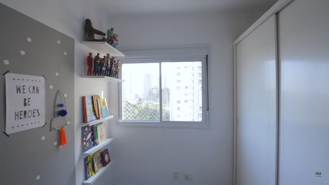 Como decorar quarto infantil com o tema espacial