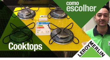 Como escolher cooktops