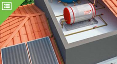 Como escolher o Aquecedor Solar ideal para sua residência.