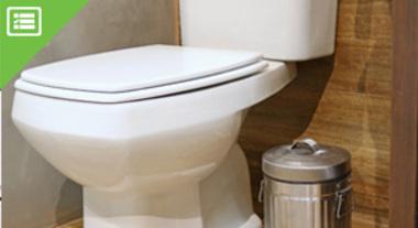 Como escolher o Vaso Sanitário ideal para a sua necessidade.