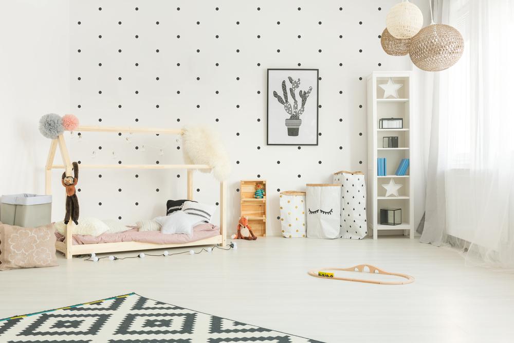 Como escolher papel de parede para quarto de beb for Decoracion habitacion infantil leroy merlin