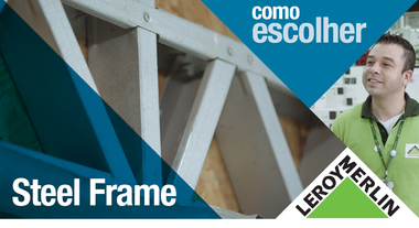 Como escolher steel frame