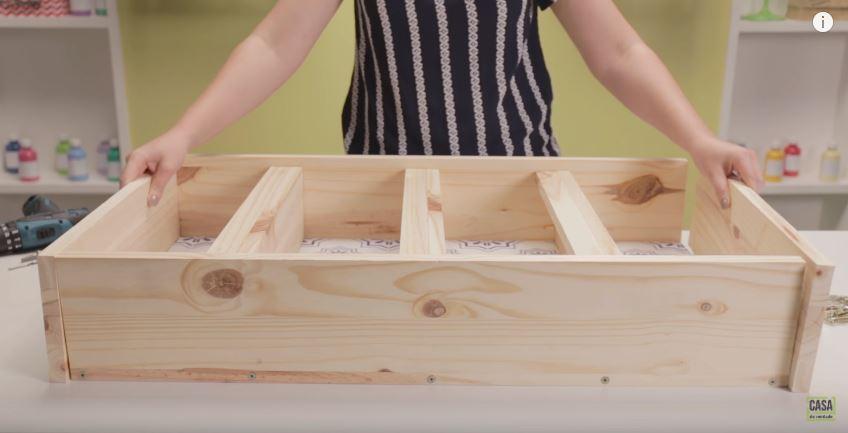 Como fazer arm rio de cozinha pequena - Como hacer puertas de armario ...