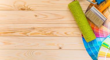Como fazer textura em parede com massa corrida e rolo de espuma