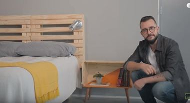 Como fazer um criado mudo DIY: de pallet, em madeira e até suspenso