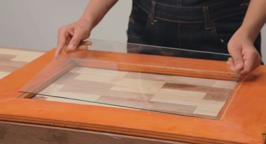 Como fazer uma moldura: passo a passo ensinado por Paloma Cipriano