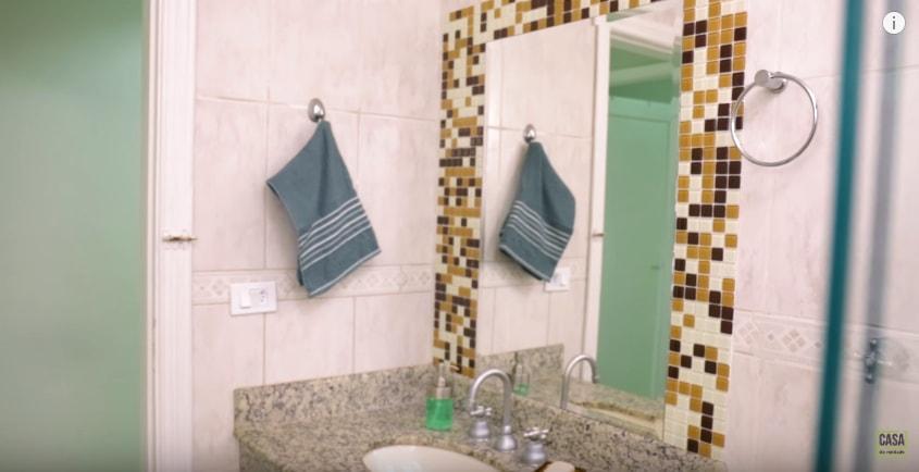 Como instalar pastilhas no banheiro sem fazer sujeira - Cortar azulejos leroy merlin ...