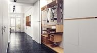 Como instalar portas de correr embutidas (armários e closets)