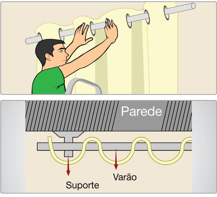 Como instalar um var o leroy merlin - Leroy merlin barras de cortina ...