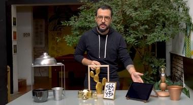 Como misturar metais: tendência de decoração de 2018 é ensinada por Paulo Biacchi