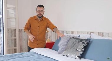 Como montar a cama perfeita: passo a passo com Paulo Biacchi