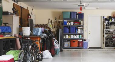 Como organizar a garagem e otimizar o espaço
