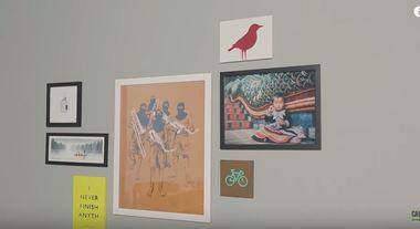 Como organizar quadros na parede: veja passo a passo em vídeo de como combinar e crie a disposição perfeita