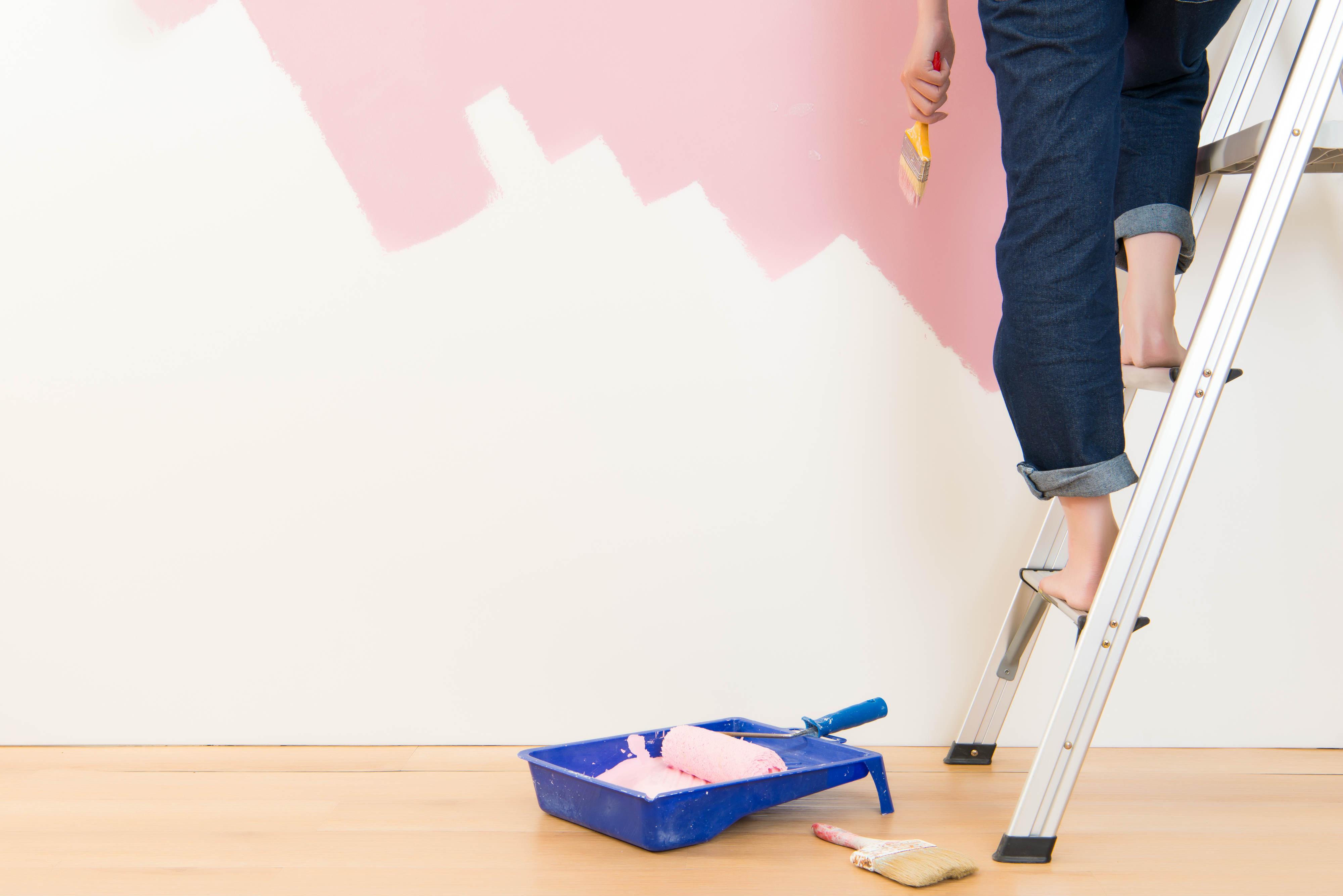 Como pintar paredes guia simples e pr tico para evitar os erros comuns e ter um bom resultado Programa para pintar paredes