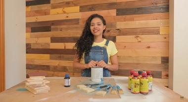 Como tingir madeira: passo a passo com veladura, stain ou betume