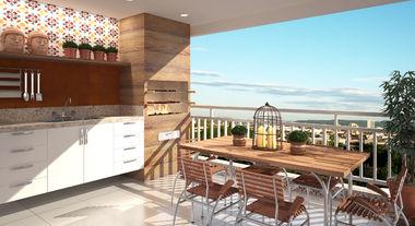 Confira 10 projetos de varanda gourmet para você se inspirar