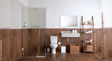 Confira 3 ideias de acabamento para banheiro