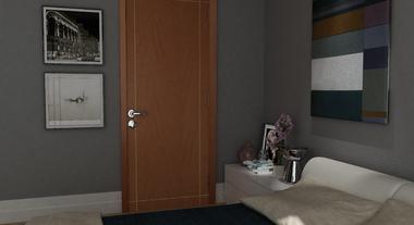 Confira a variedade de modelos de portas de madeira