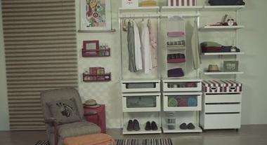 Confira nossas dicas de organização de closet