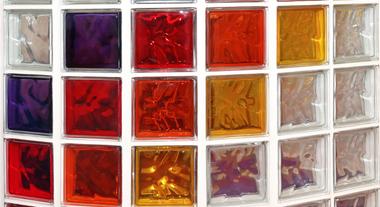 Conheça a praticidade dos blocos de vidro