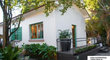 Conheça o projeto de Casa Sustentável da Leroy Merlin