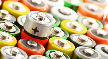 Conheça os diferentes tipos de pilhas