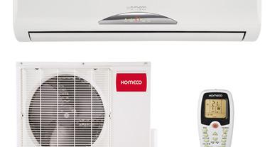 Conheça os tipos ar condicionado Komeco