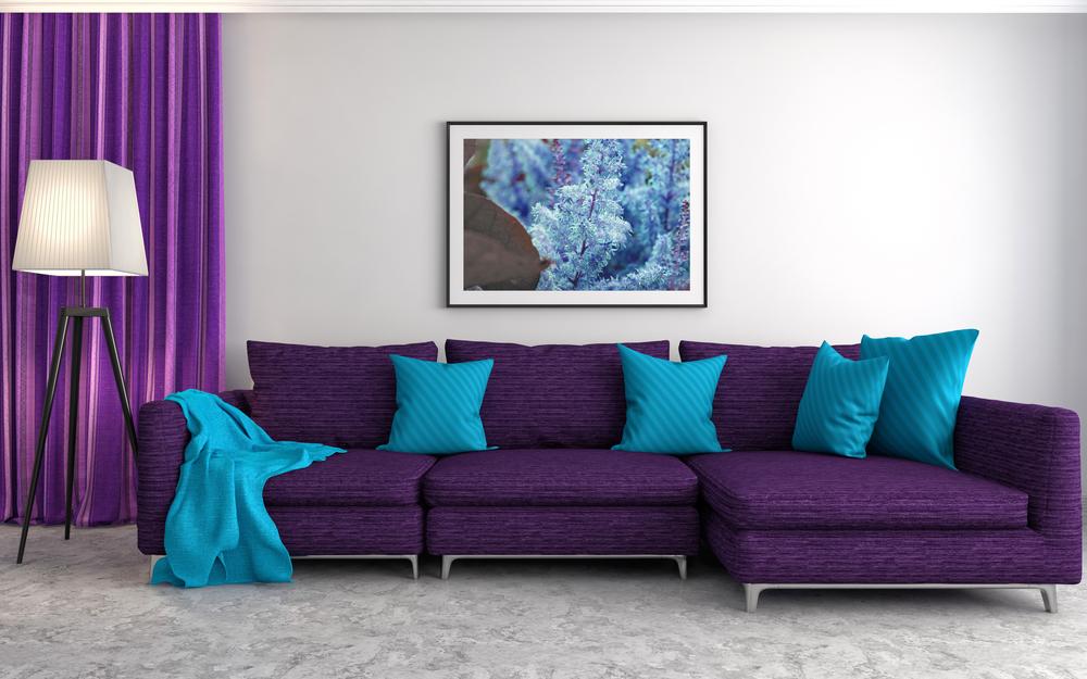 cores de sof 2018 tend ncias e o tom de parede para combinar. Black Bedroom Furniture Sets. Home Design Ideas