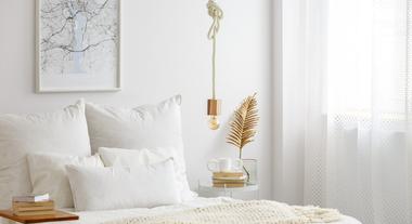Cortinas para quarto: ideias de como criar decorações diferentes a partir desse objeto