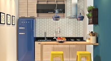Cozinha Americana Compacta