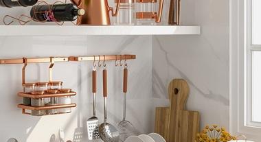 Cozinha com estilo baroque