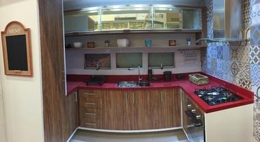 Cozinha Delínia grande da linha Tolouse