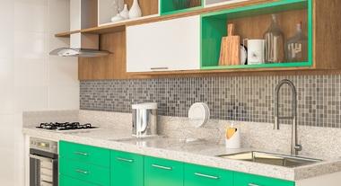 Cozinha modulada completa: 4 ideias de inspiração que você precisa ver antes de comprar a sua