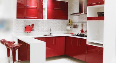 Cozinha planejada: linha Nice