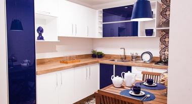 Cozinha planejada Paris/Lille