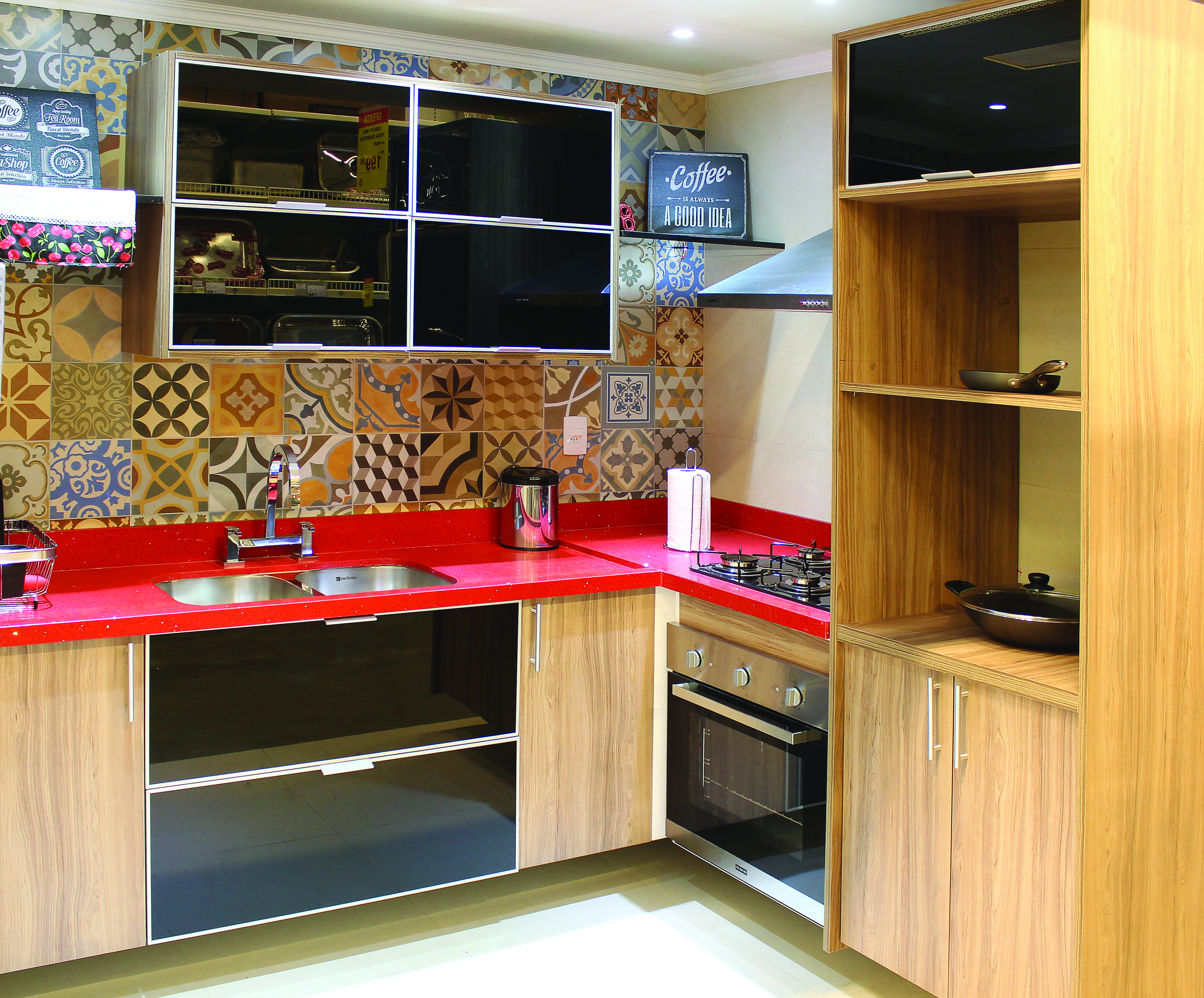 cozinha planejada delinia linha toulouse leroy merlin. Black Bedroom Furniture Sets. Home Design Ideas