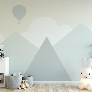 Decora o de quarto de beb 2017 os temas mais usados for Kinderzimmer berge