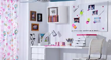 Decore e organize o espaço dos seus filhos