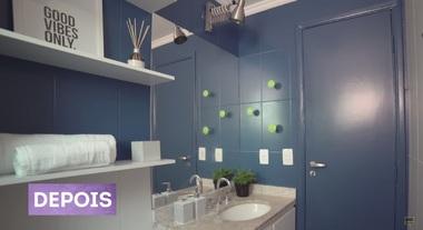 Dicas de decoração de banheiro de solteiro